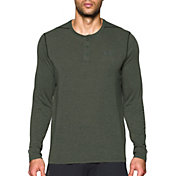 Under Armour Men's Threadborne Siro Henley Long Sleeve Shirt