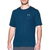 Under Armour Men's Threadborne Siro Embossed Print T-Shirt