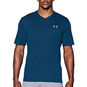 Under Armour Men's Threadborne Siro V-Neck T-Shirt
