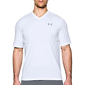 Under Armour Men's Threadborne Siro V-Neck T-Shirt