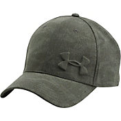 Under Armour Men's Tonal Chambray Low Crown Hat