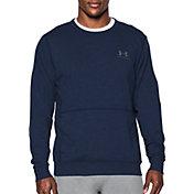 Under Armour Men's Tri-Blend Fleece Crewneck Sweatshirt