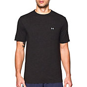 Under Armour Men's Tri-Blend Pocket T-Shirt