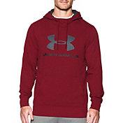 Under Armour Men's Tri-Blend Sportstyle Logo Hoodie