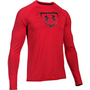 Under Armour Men's Training Long Sleeve Baseball Shirt