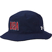 Under Armour Men's ArmourVent USA Bucket Hat