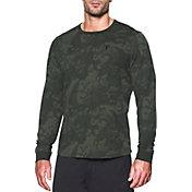 Under Armour Men's Waffle Camo Printed Long Sleeve Shirt