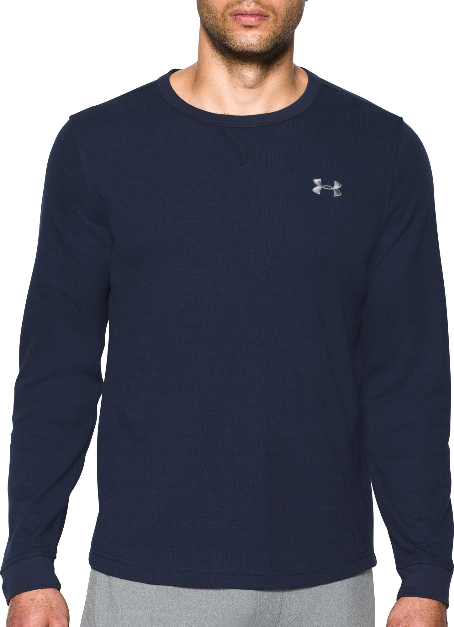 Under Armour Men's Waffle Long Sleeve Shirt | DICK'S Sporting Goods
