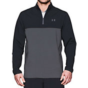 under armour jackets mens. product image · under armour men\u0027s storm windstrike half-zip golf pullover jackets mens a