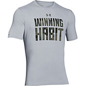 Under Armour Men's Winning Habit Graphic T-Shirt