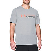 Under Armour Men's Threadborne Wordmark T-Shirt