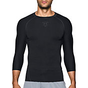 Under Armour Men's Zonal Compression Three Quarter Length Sleeve Shirt