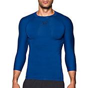 Under Armour Men's Zonal Compression Three Quarter Length Sleeve Shirt