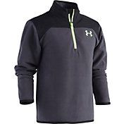 Under Armour Toddler Boys' Shellshock Quarter Zip Jacket