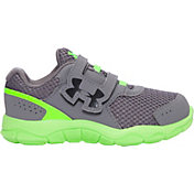 Under Armour Kids' Toddler Micro G Engage 3 Running Shoes