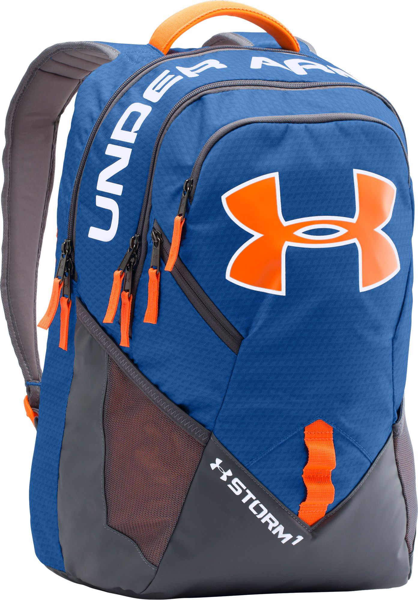 under armour big logo backpack dick s sporting goods