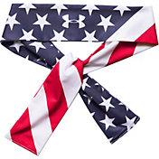 Under Armour Women's 4th of July Tie Headband