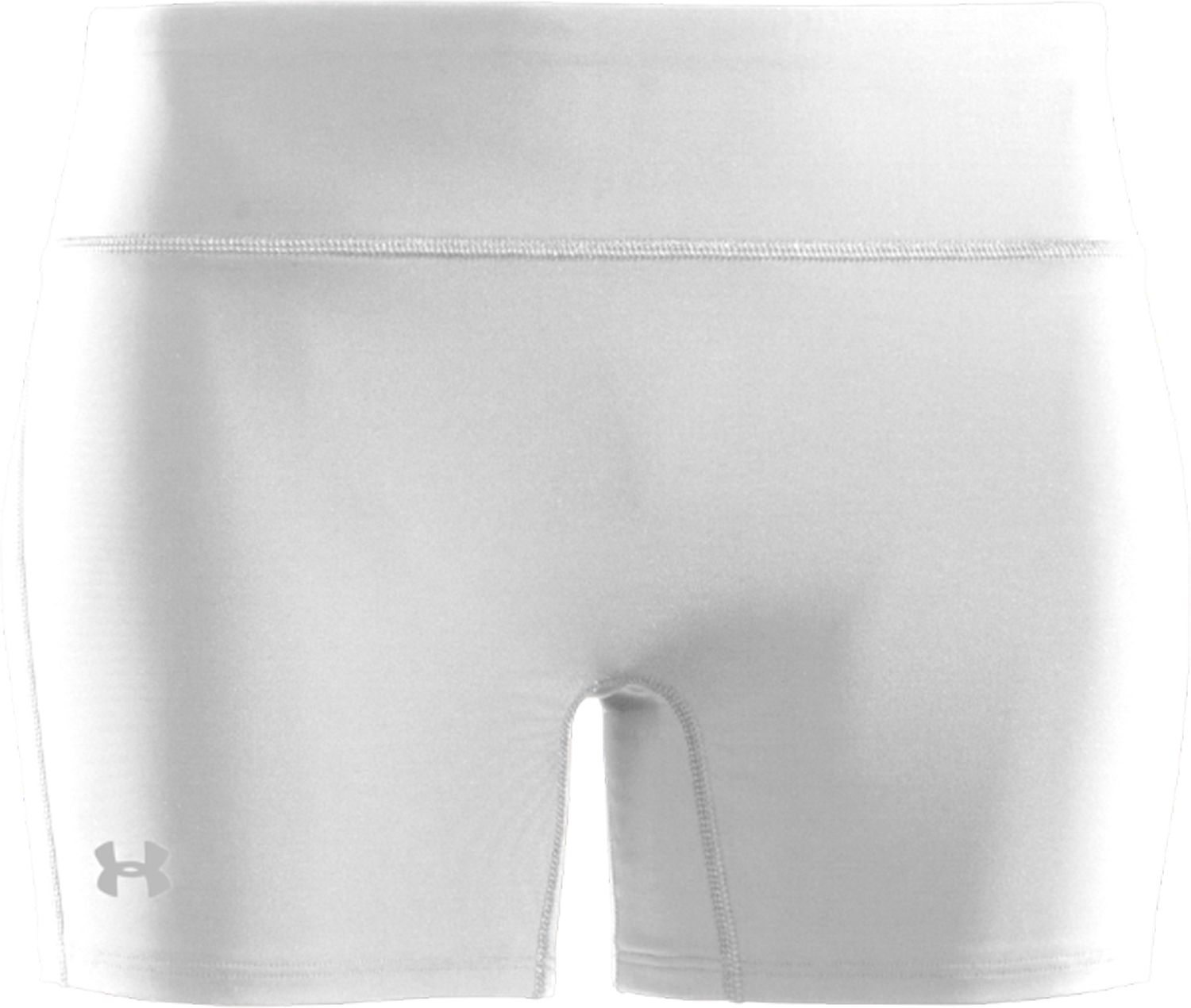 "Under Armour Women's Authentic 4"" Compression Shorts 
