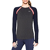 Under Armour Women's ColdGear Crewneck Long Sleeve Shirt