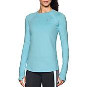 Under Armour Women's ColdGear Crewneck Long Sleeve Shirt