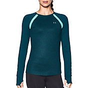 Under Armour Women's ColdGear Jacquard Long Sleeve Shirt