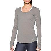 Under Armour Women's Threadborne Streaker Running Long Sleeve Shirt
