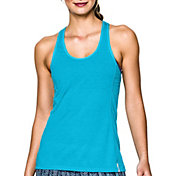 Under Armour Women's Fly-By Mesh Stretch Tank Top
