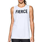 Under Armour Women's Fierce Graphic Muscle Tank Top