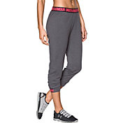 Under Armour Women's Featherweight Fleece Capris