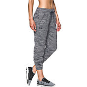 Under Armour Women's Twist Armour Fleece Jogger Pants