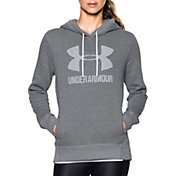 Under Armour Women's Favorite Fleece Sportstyle Hoodie