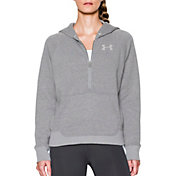 Under Armour Women's Favorite Fleece Half Zip Hoodie