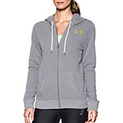 Under Armour Women's Favorite Fleece Full Zip Hoodie