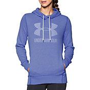 Under Armour Women's Sportstyle Favorite Fleece Hoodie