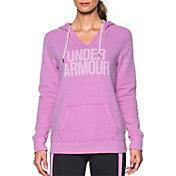 Under Armour Women's Favorite Fleece Pullover Hoodie
