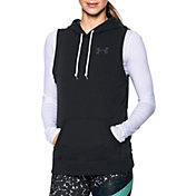 Under Armour Women's Favorite Fleece Wordmark Vest