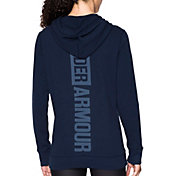 Under Armour Women's Favorite French Terry Fleece Popover Hoodie