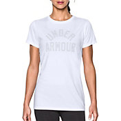 Under Armour Women's Tech Wordmark T-Shirt