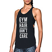 Under Armour Women's Gym Hair Don't Care Strappy Tank Top