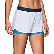 Under Armour Women's HeatGear Armour 2-In-1 Shorts