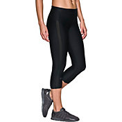 Under Armour Women's CoolSwitch Capris Leggings