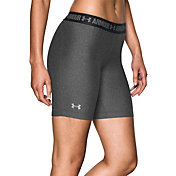 Under Armour Women's HeatGear Armour 7'' Compression Shorts