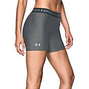 Under Armour Women's 5'' HeatGear Armour Compression Shorts