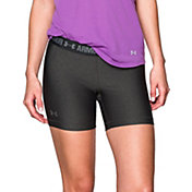 Under Armour Women's 5'' HeatGear Armour Compression Shorts