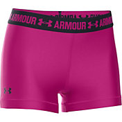 Under Armour Women's 3'' HeatGear Compression Shorts 4.0