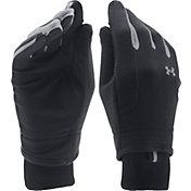 Under Armour Women's No Breaks ColdGear Infrared Softshell Gloves
