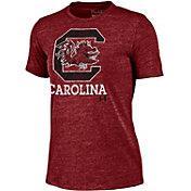 Under Armour Women's South Carolina Gamecocks Garnet Triblend T-shirt