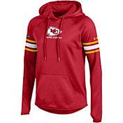 Under Armour NFL Combine Authentic Women's Tampa Bay Buccaneers Armour Fleece Red Hoodie