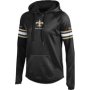 Under Armour NFL Combine Authentic Women's New Orleans Saints Armour Fleece Black Hoodie
