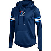 Under Armour NFL Combine Authentic Women's Tennessee Titans Armour Fleece Navy Hoodie